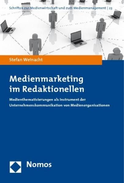 Medienmarketing im Redaktionellen