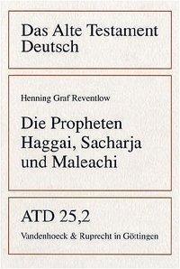 Die Propheten Haggai, Sacharja und Maleachi