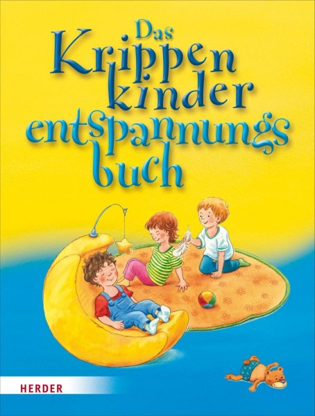 Das Krippenkinder-Entspannungsbuch