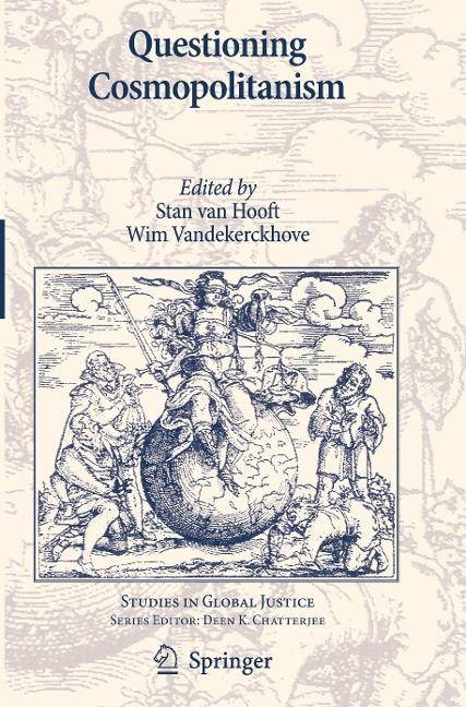 Questioning Cosmopolitanism - Hooft, Stan Van