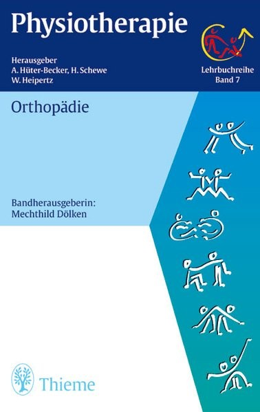 Physiotherapie, 14 Bde, Bd.7, Orthopädie