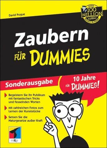 Zaubern für Dummies - Sonderausgabe
