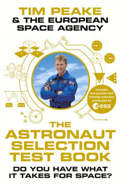 Astronaut Selection Test Book