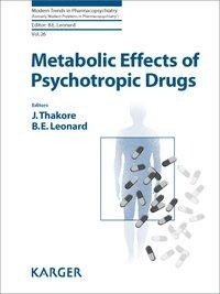 Metabolic Effects of Psychotropic Drugs
