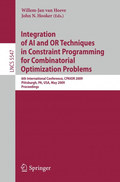 Integration of AI and OR Techniques in Constraint Programming for Combinatorial Optimization Problem