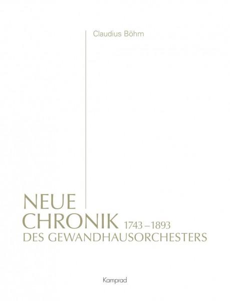 Neue Chronik des Gewandhausorchesters