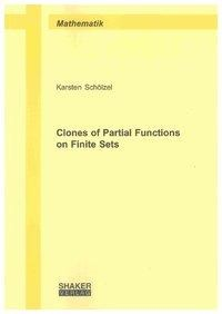 Clones of Partial Functions on Finite Sets