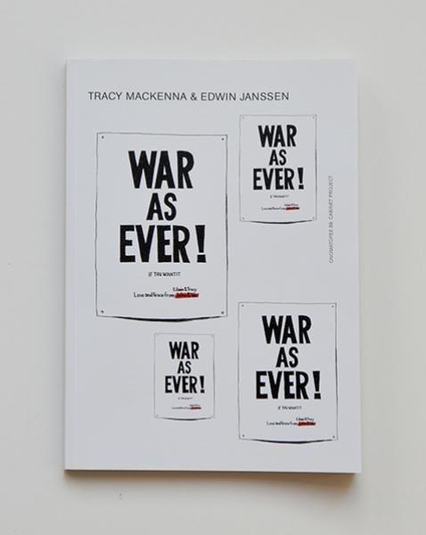 WAR AS EVER!