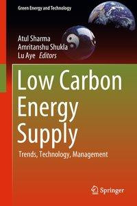 Low Carbon Energy Supply