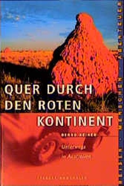 Sierra, Bd.21, Quer durch den roten Kontinent
