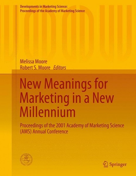 New Meanings for Marketing in a New Millennium