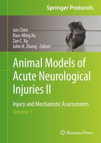 Animal Models of Acute Neurological Injuries II