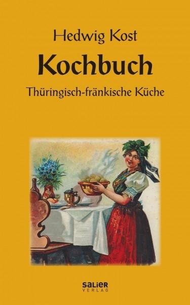 Kochbuch Thüringisch-fränkische Küche