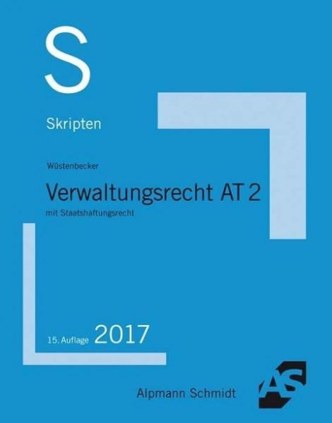 Skript Verwaltungsrecht AT 2