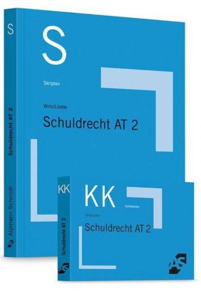 Paket Langkamp, Skript Schuldrecht AT 2 + Lamgkamp, Karteikarten Schuldrecht AT 2