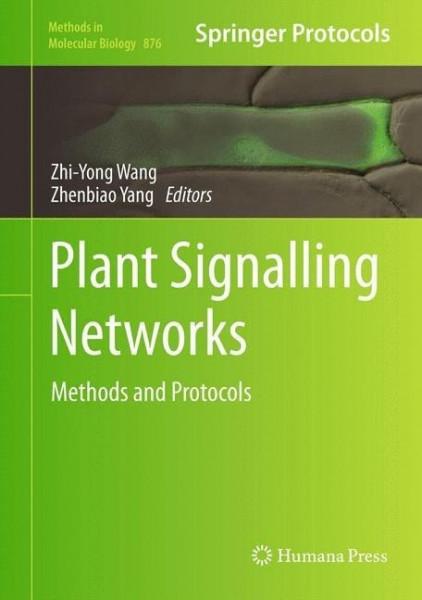 Plant Signalling Networks