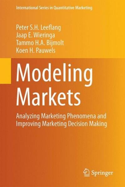 Modeling Markets