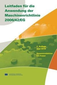 Leitfaden für die Anwendung der Maschinenrichtlinie 2006/42/EG