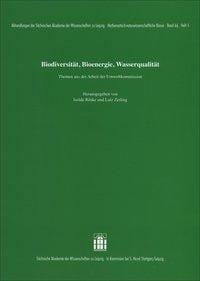 Biodiversität, Bioenergie, Wasserqualität