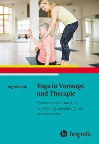 Yoga in Vorsorge und Therapie