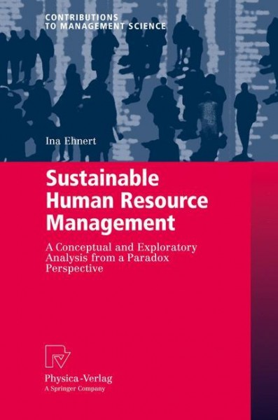 Sustainable Human Resource Management
