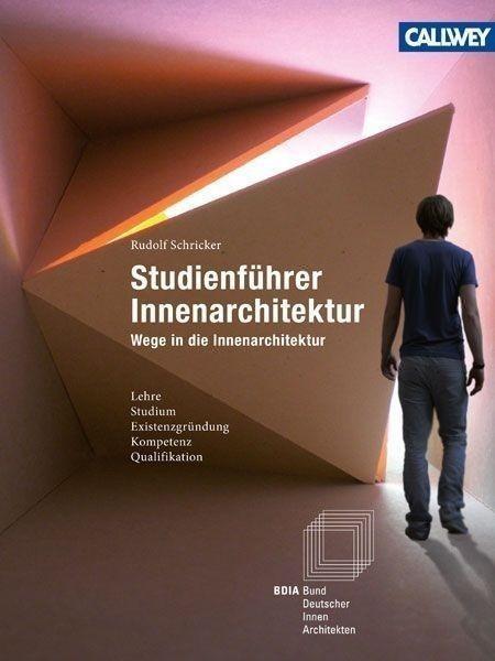 Studienführer Innenarchitektur