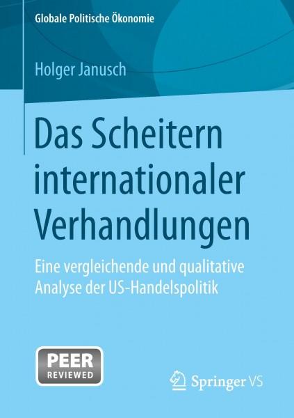 Das Scheitern internationaler Verhandlungen