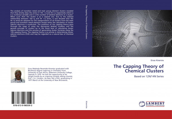 The Capping Theory of Chemical Clusters