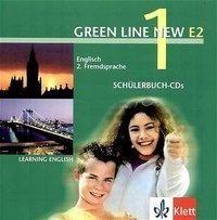 Green Line New E2 1. Audio CD