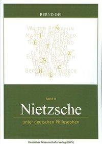 Nietzsche unter deutschen Philosophen