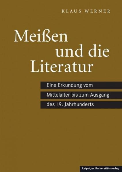 Meißen und die Literatur