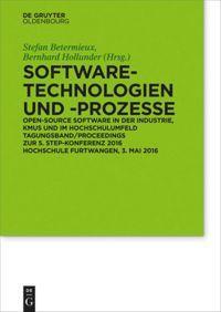 Software-Technologien und Prozesse