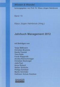 Jahrbuch Management 2012