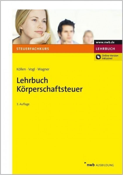 Lehrbuch Körperschaftsteuer