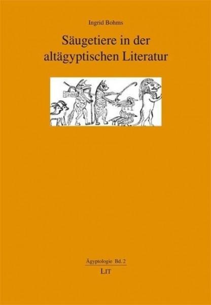 Säugetiere in der altägyptischen Literatur