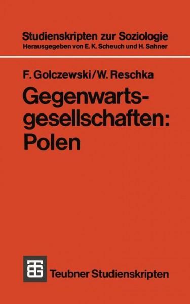 Gegenwartsgesellschaften: Polen
