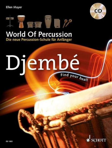 World Of Percussion: Djembé