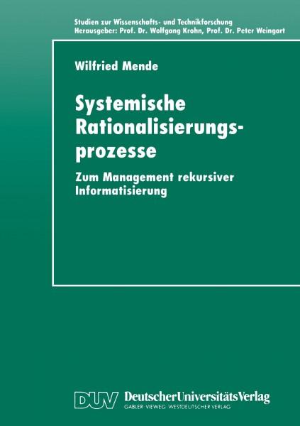 Systemische Rationalisierungsprozesse
