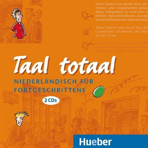 Taal Totaal. 2 CDs