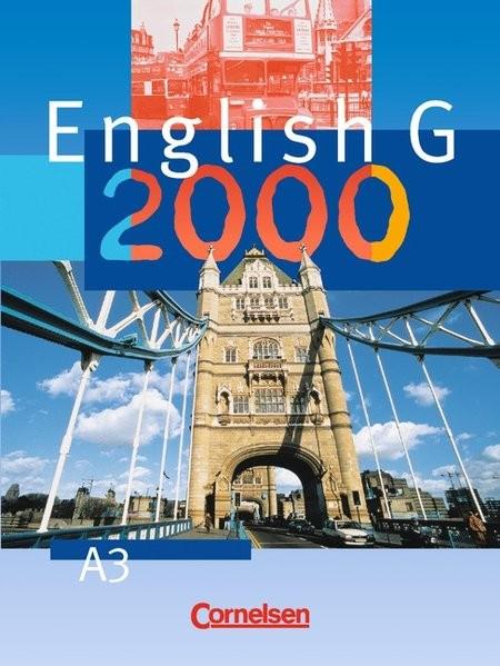 English G 2000, Ausgabe A, Bd.3, Schülerbuch, 7. Schuljahr