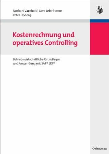 Controlling und Kostenrechnung