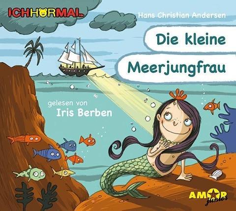 Die kleine Meerjungfrau. CD plus Ausmalheft