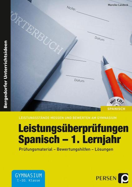 Leistungsüberprüfungen Spanisch - 1. Lernjahr