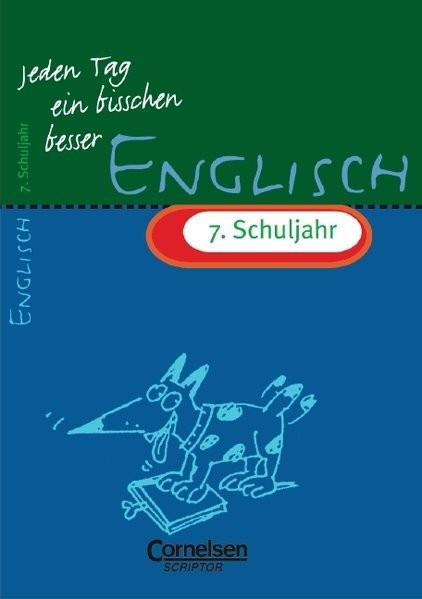 Jeden Tag ein bisschen besser, Englisch, 7. Schuljahr