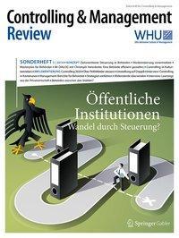 Controlling & Management Review Sonderheft 3-2014