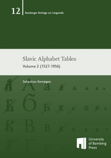 Slavic Alphabet Tables