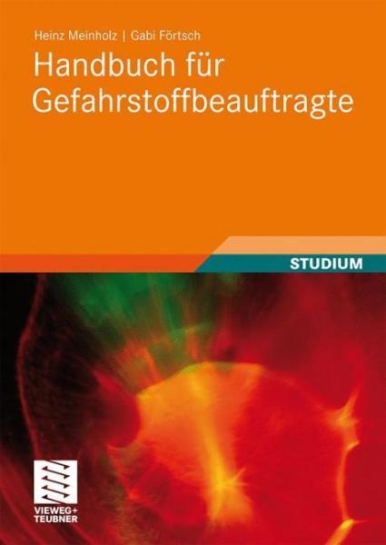 Handbuch für Gefahrstoffbeauftragte