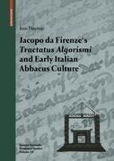 Jacopo da Firenze. Tractatus algorismi