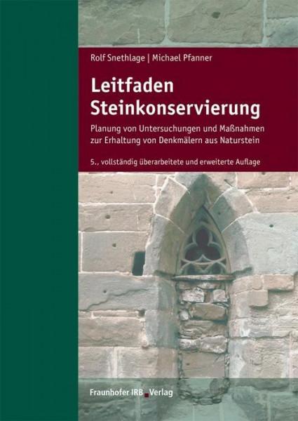 Leitfaden Steinkonservierung.