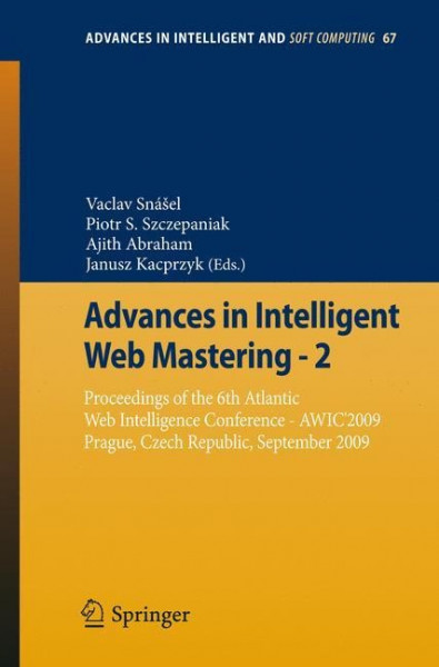 Advances in Intelligent Web Mastering 02